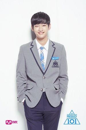 韓国Mnet「プロデュース101(PRODUCE 101)シーズン2」出演のキム・テドン(19)に関連し、THE VIBE LABEL側が立場を明かした。(提供:OSEN)