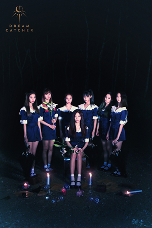 「DREAMCATCHER」、日本1stミニアルバム発売&コンサート開催決定(オフィシャル)