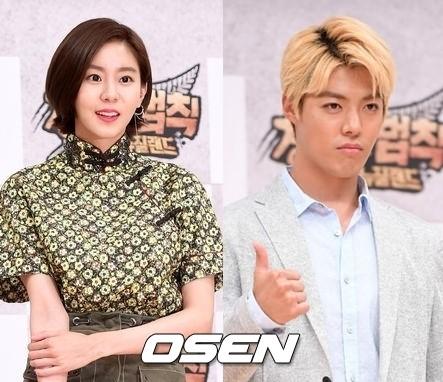 韓国女優ユイ(29)と歌手兼タレントのKangNam(30)が破局を認めた。