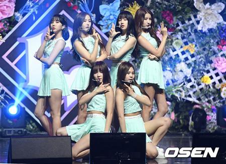 韓国ガールズグループ「GFRIEND」が「期待に応じる」とカムバックした心境を明かした。