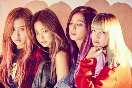 韓国ガールズグループ「BLACKPINK」がMTV JAPANで8月の「HOT SEAT」に選定された。(提供:OSEN)