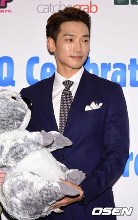 韓国歌手兼俳優Rain(ピ)が、KBSのアイドル再起オーディションのMCに決まった。(提供:OSEN)