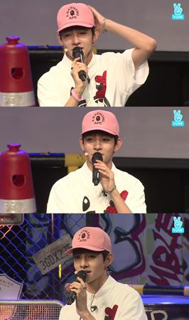 韓国Mnet「PRODUCE 101」シーズン2出演の歌手サムエル(16)が、ファンに対する思いを正直に語った。(提供:news1)