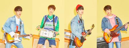 新人ボーイズバンド「IZ(アイズ)」、8月31日にデビュー確定! (提供:OSEN)
