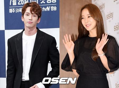 韓国ガールズグループ「RAINBOW」出身のコ・ウリ(29)俳優コ・ユン(28)側が熱愛説を否定した。(提供:OSEN)