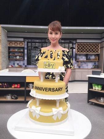 韓国の女性タレント、キム・ウォニ(45)が女性MCにチャンスを与えない放送界の現実をついた。(提供:OSEN)