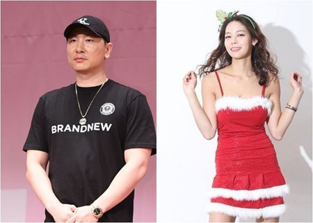 韓国・BRAND NEW MUSICのRhymer代表(40)がSBSの元記者アン・ヒョンモ氏(34)と結婚する。(提供:OSEN)