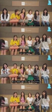 8人組から6人組となった韓国ガールズグループ「AOA」がデビュー5周年を迎える。(提供:OSEN)