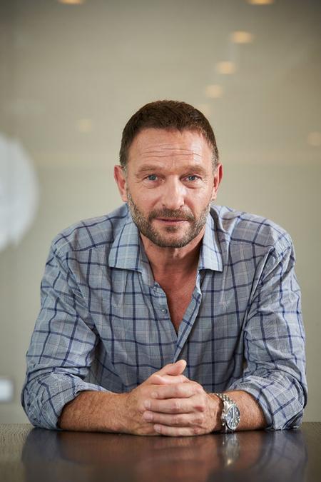 映画「タクシー運転手」ボックスオフィス1位の知らせに、ドイツ俳優トーマス・クレッチマンも感激 「幸せだ」(提供:OSEN)