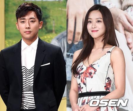 韓国俳優ソン・ホジュンが、女優チョ・ボアの相手役に決まった。(提供:OSEN)