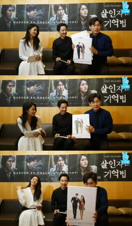 韓国俳優キム・ナムギル(36)がソリョン(22、AOA)とデートするシーンがあることを明かした。(提供:OSEN)