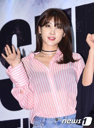 韓国ガールズグループ「NINE MUSES」出身のムン・ヒョナ(30)が9月に結婚する。