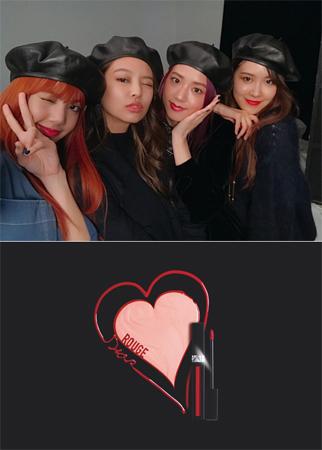韓国出身のガールズグループ「BLACKPINK」とセレブリティたちが愛用しているディオール(パルファン・クリスチャン・ディオール・ジャポン株式会社)とのタイアップが発表された。(オフィシャル)