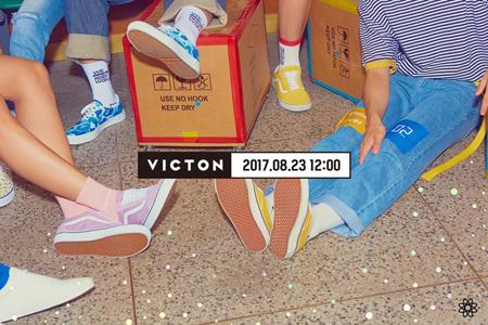 「VICTON」、23日にカムバック確定! (提供:OSEN)