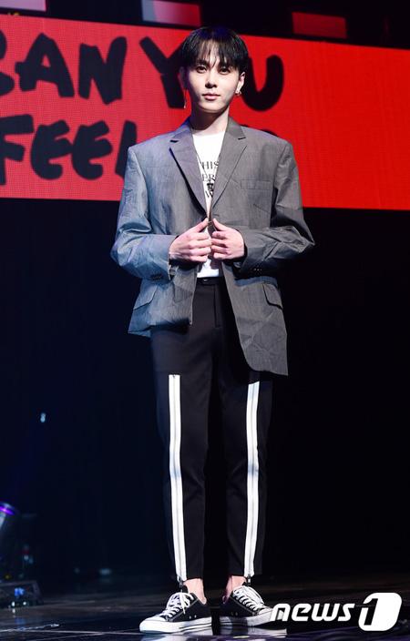 台湾歌手ウィルバー・パン、ヨン・ジュンヒョン(Highlight)の自作曲を盗作した疑いが浮上(提供:news1)
