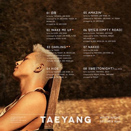 韓国の人気グループ「BIGBANG」SOL(29)が16日に公開するニューアルバム「WHITE NIGHT」のハイライトをフル公開した。(提供:OSEN)