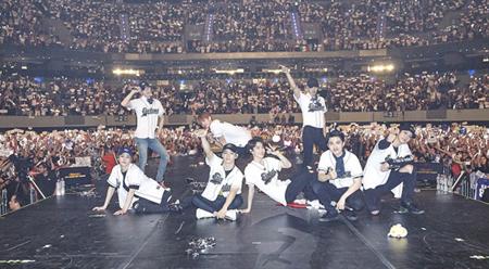 「EXO」、北米ツアーリアリティ「EXO TOURGRAM」を19日初公開へ(提供:OSEN)