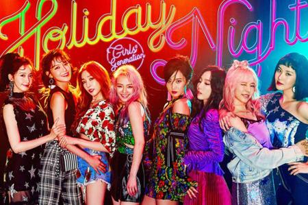 韓国ガールズグループ「少女時代」メンバーの専属契約の満了と再契約について所属事務所のSMエンターテインメント側が公式立場を明らかにした。(提供:OSEN)