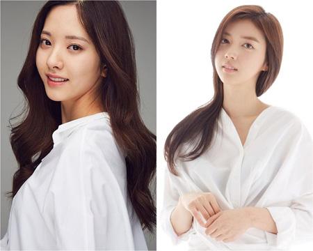 韓国ガールズグループ「宇宙少女」ボナと新人女優チェ・ソジンがKBS新ドラマ「ランジェリー少女時代」のヒロインに抜てきされたことがわかった。(提供:OSEN)