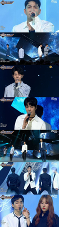 韓国ボーイズグループ「NU'EST W」が、ファンのためにスペシャルステージを披露した。(提供:OSEN)