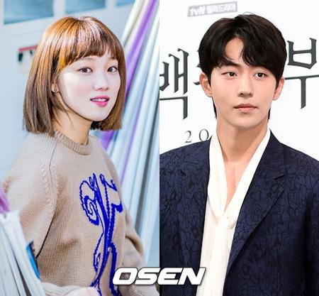 俳優ナム・ジュヒョク(23)と女優イ・ソンギョン(27)カップルが破局したことが分かった。