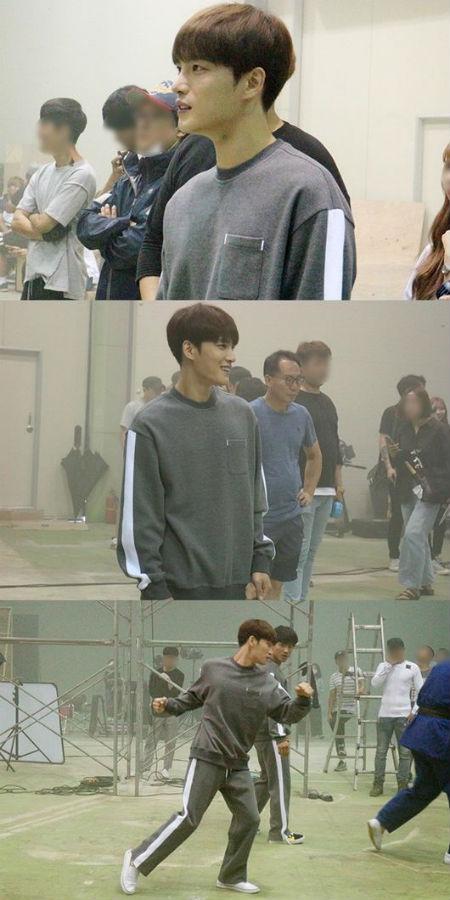 新水木ドラマ「マンホール」で主演を務めるジェジュン(JYJ)のスチールが公開された。(提供:OSEN)
