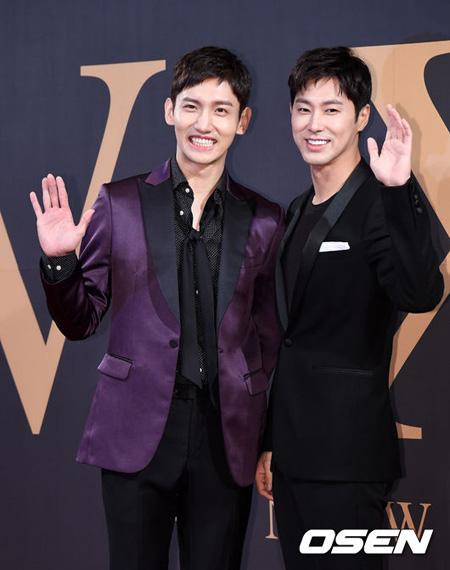 韓国アイドルグループ「東方神起」が「東方神起としてまた1つになることができてうれしい」と述べた。(提供:OSEN)