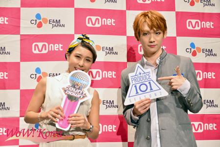 左からNICE73、Takada Kenta
