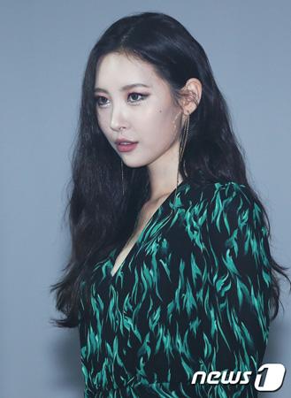 韓国歌手ソンミ(25、元Wonder Girls)がJYPエンターテインメントを離れた理由を説明した。