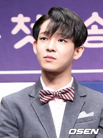 韓国アイドルグループ「WINNER」の元メンバー、ナム・テヒョン(23)が悪質な書き込みユーザーに怒りの心境を知らせた。(提供:OSEN)
