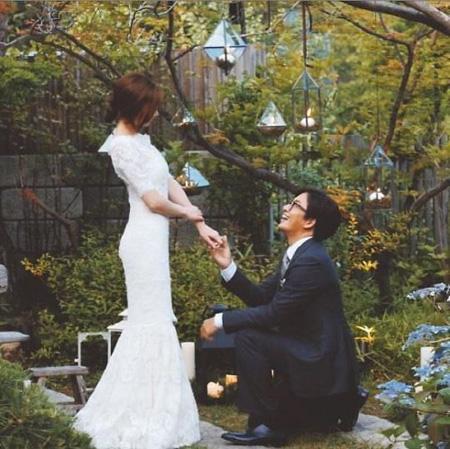 【公式】俳優ペ・ヨンジュン&女優パク・スジン夫妻、第2子誕生へ 「現在、妊娠初期」(提供:OSEN)