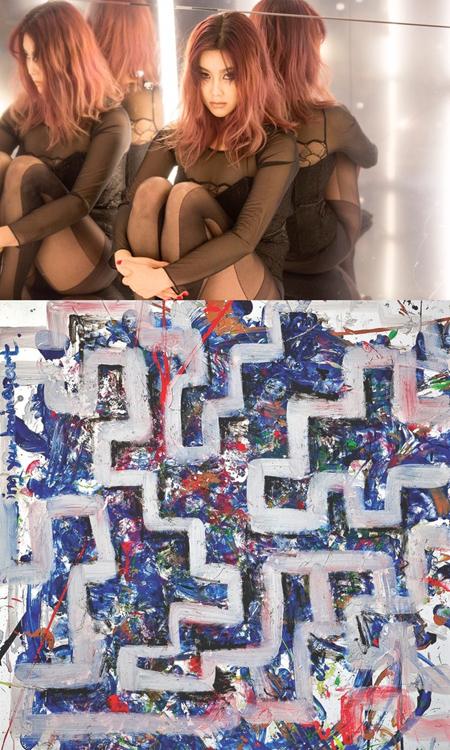 歌手ソルビの絵画が1300万ウォンで落札! 華々しい作家デビュー(提供:news1)