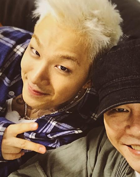 YG代表、SOL(BIGBANG)ソロコンサートを祝福 「お疲れさま! 」(提供:OSEN)