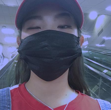 この世を去った韓国女優チェ・ジンシルの娘チェ・ジュンヒさん(14)がSNSを通して、再びもどかしい心境を吐露した。(提供:news1)