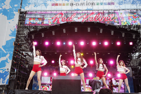 「Red Velvet」、ついに日本初の単独イベントとなるプレミアムパーティー開催決定! (オフィシャル)