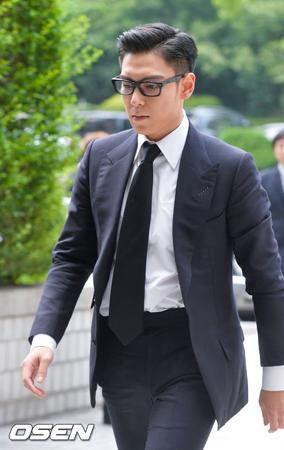 韓国ボーイズグループ「BIGBANG」メンバーのT.O.P(29、本名:チェ・スンヒョン)が、社会服務要員として残りの軍服務期間を過ごすことになった。(提供:OSEN)