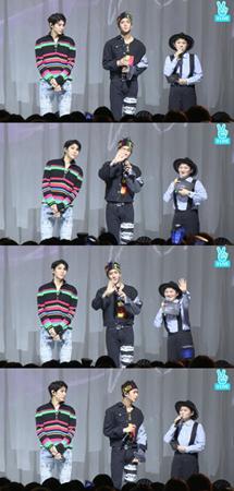 韓国ボーイズグループ「VIXX」のユニット「VIXX LR」が、2年ぶりに新曲を発表した感想を明らかにした。(提供:OSEN)