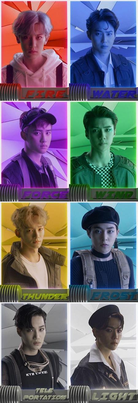 「EXO」、9月5日に4thリパッケージアルバム発売へ(提供:OSEN)