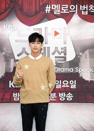 韓国アイドルグループ「B1A4」のジニョン(25)が久しぶりのドラマ復帰に対する心境を語った。(提供:OSEN)