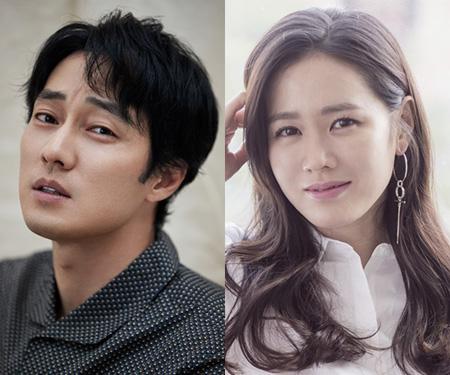 韓国俳優ソ・ジソブ(39)と女優ソン・イェジン(35)が映画「いま、会いにゆきます」(仮題)への出演を確定した。(提供:OSEN)