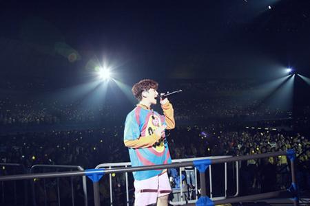 """""""夏男""""JUNHO (From 2PM) 5年連続の全国ツアー、夏の終わりとともにツアーファイナル! (オフィシャル)"""
