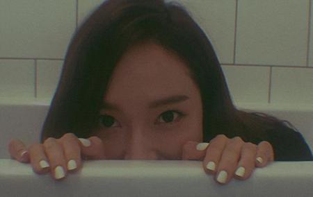 韓国歌手ジェシカ(28)が、かわいらしさあふれる写真をSNSに掲載した。(提供:OSEN)
