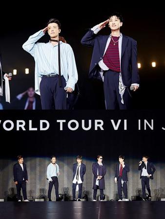 韓国ボーイズグループ「SUPER JUNIOR」側が、11月6日に新曲発売されるという説に関して「決まっていることはない」という立場を見せた。(提供:OSEN)