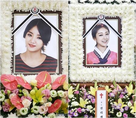 「LADIES' CODE」の大事故から3年…故コ・ウンビと故クォン・リセの3回忌
