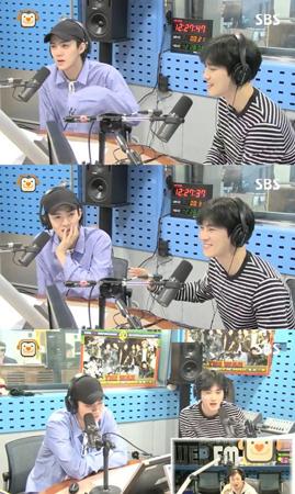 韓国アイドルグループ「EXO」のSUHO(26)とSEHUN(23)が「ユニットの計画はない」と言及した。(提供:OSEN)