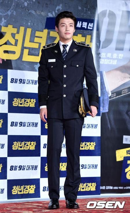 俳優カン・ハヌル、きょう(11日)憲兵隊に入隊(提供:OSEN)