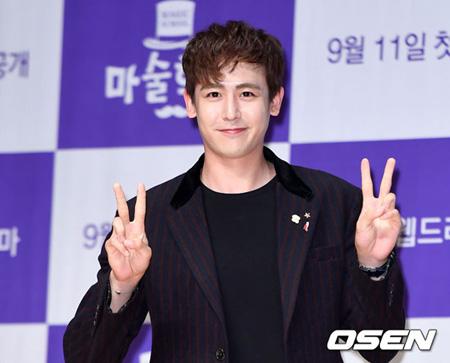 「魔術学校」ニックン(2PM)「韓国ドラマ初挑戦、演技をたくさん学んだ」(提供:OSEN)