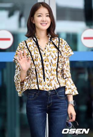 韓国女優イ・シヨン(35)が、今月30日に挙式をすることになった。(提供:OSEN)