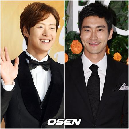 チェ・シウォン(SJ)&コンミョン、tvN「人生酒場」に出演へ=10月12日に放送予定(提供:OSEN)