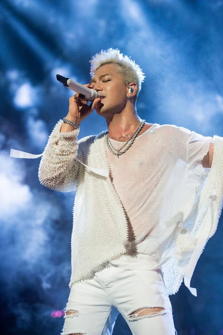 SOL(BIGBANG)、米国6都市ツアーのラスト飾る 「価値ある、忘れることのできない思い出」(提供:OSEN)